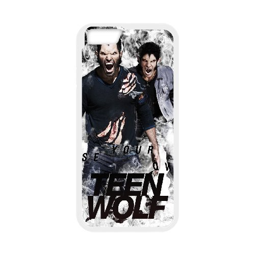 "LP-LG Phone Case Of Teen Wolf For iPhone 6 Plus (5.5"") [Pattern-2]"