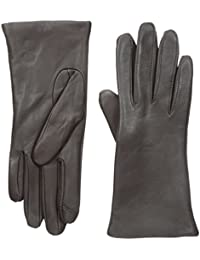 Women's Basic Thinsulate Leather Glove with Technology