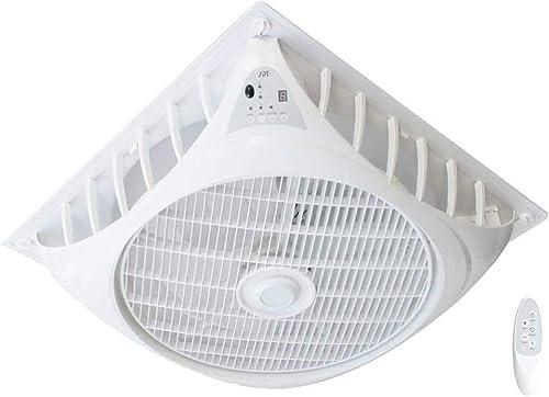 SPT 16″ DC-Motor Drop Ceiling Fan