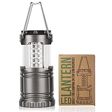 Modern Utensils Camping Ultra Bright Lightweight 30 LED Lantern