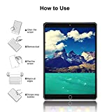 iPad Pro 12.9 Screen Protector, ZAOX Multi-Touch