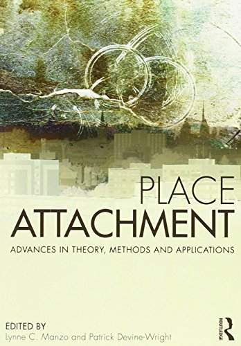 Place Attachment: Advances in Theory, Methods and Applications