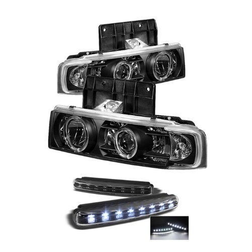 Chevy Astro Halo Headlights - 3