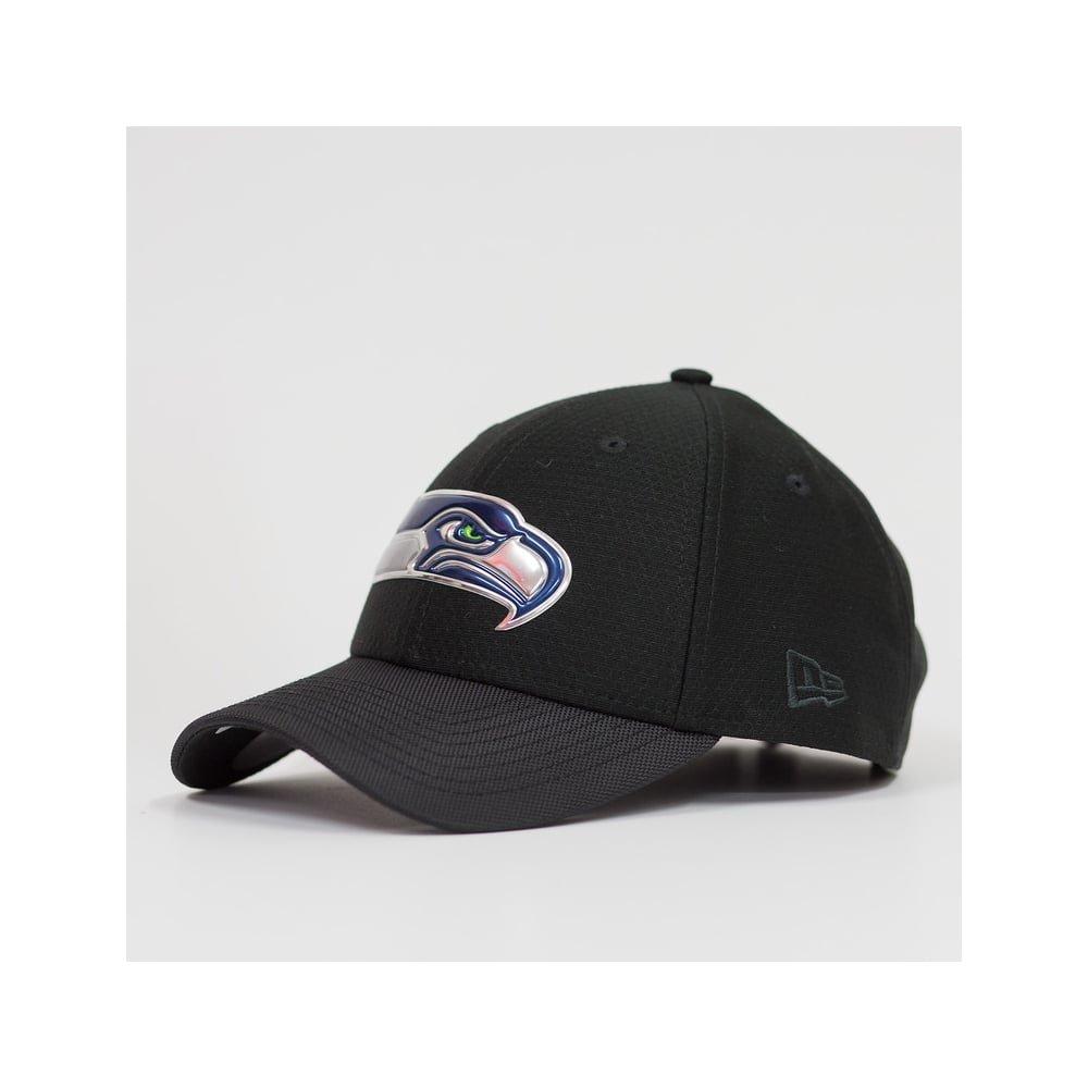 New Era NFL Seattle Seahawks BC 9Forty Adjustable Cap  Amazon.co.uk  Sports    Outdoors 212cc240303d