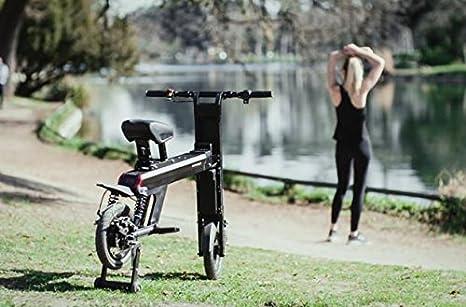 Bicicleta eléctrica plegable Aero Plus 25 km/h - ocasión: Amazon.es: Electrónica