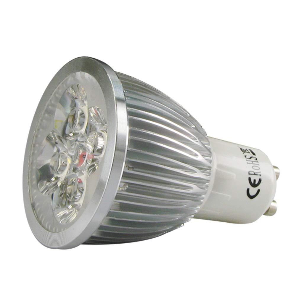 10 x GU10 4W High Power LED Spot Light Bulbs Warm White/Day White