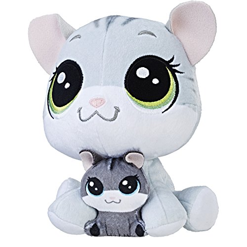 Littlest Pet Shop Tabsy Felino and Holiday Felino ()