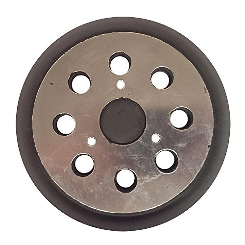 Superior Pads and Abrasives RSP36 5-Inch Sander Pad PSA/Adhesive Back, 8 Vacuum Holes (for DW421/DW422/DW423) replaces Dewalt 151281-09, 151281-00 and 151281-07