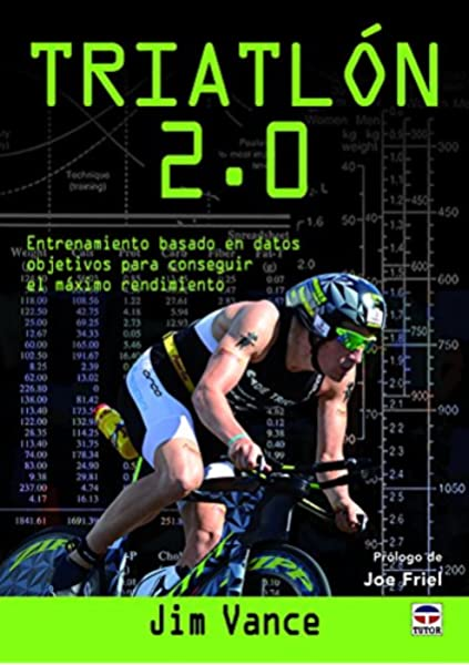 TRIATLÓN 2.0: Amazon.es: Vance, Jim: Libros