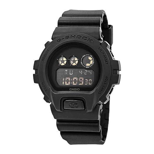 G-Shock Mens Digital DW6900BB-1 Watch Black