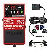 Best BOSS Recorders - Boss Audio RC-3 Loop Station Compact Stereo Recorder Review