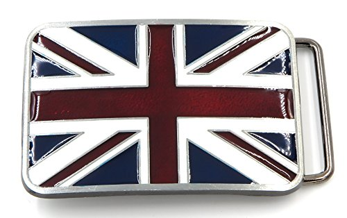union jack belt buckle - 6