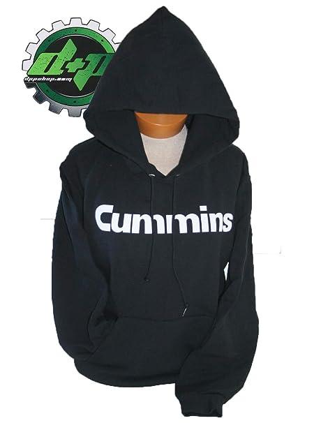 dodge cummins pickup truck hoodie sweatshirt hooded sweater cummings SMALL