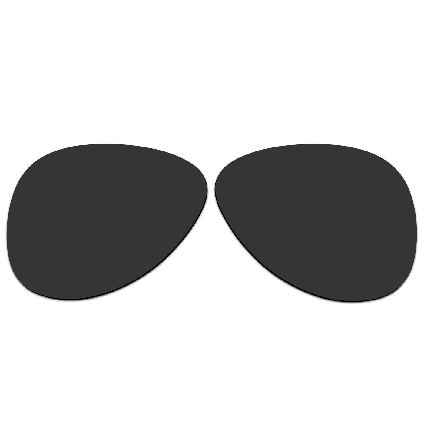 5c73797113 ACOMPATIBLE Replacement Lenses for Oakley Kickback Sunglasses OO4102 (Black  - Polarized)  Amazon.co.uk  Sports   Outdoors