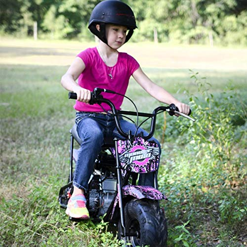 Why is a 50cc Dirt Bike Right for Your child?