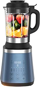 Blender Juicer 1000W Power, Easy Clean Extractor Press Centrifugal Juicing Machine, for Whole Fruit Vegetable, Anti-drip,