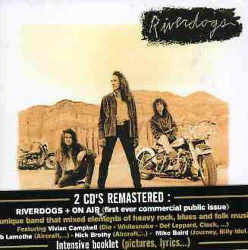 Riverdogs - Riverdogs / on Air (France - Import, 2PC)