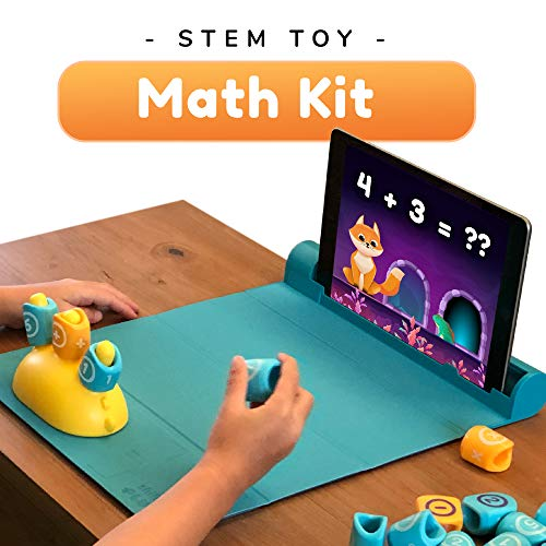 Shifu Plugo Count - Math Game with Stories & Puzzles - Ages 5-10 - STEM Toy (iOS/ Samsung Devices) | Augmented Reality Based Cool Math Games for Boys and Girls (Best Puzzle Games Ps4)