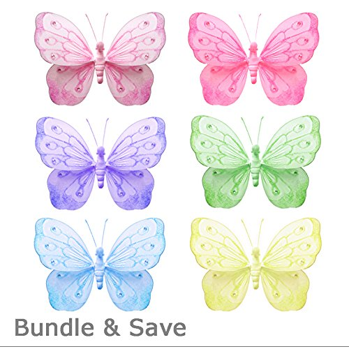 Hanging Butterfly Decor - 9