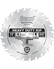 Freud LM72M008 8-Inch 24 Tooth FTG Ripping Saw Blade with 5/8-Inch Arbor