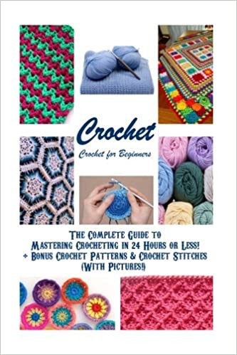 A to Z of Crochet: The Ultimate Guide for the Beginner to Advanced Crocheter Martingale