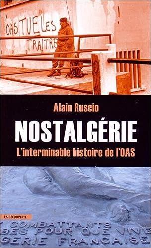En ligne téléchargement gratuit Nostalgérie pdf, epub ebook