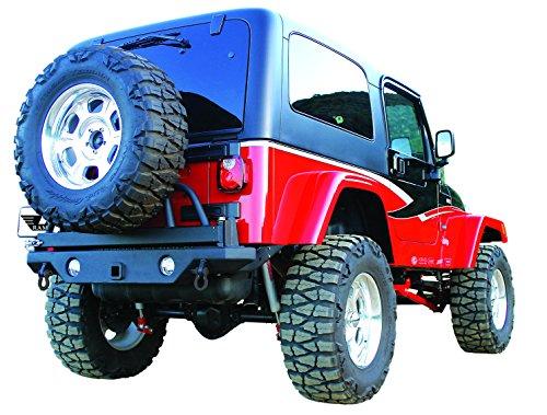 Buy rampage 76610 rear recovery bumper
