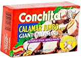 Conchita Giant Calamari in Garlic Sauce 4 oz