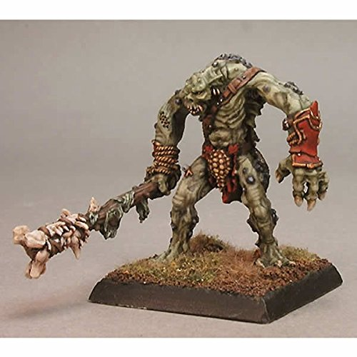 River Troll Miniature 25mm Heroic Scale Warlord Reaper Miniatures