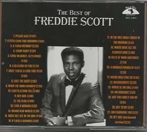 The Best of Freddie Scott