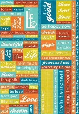 com unwritten quote die cut stickers by reminisce