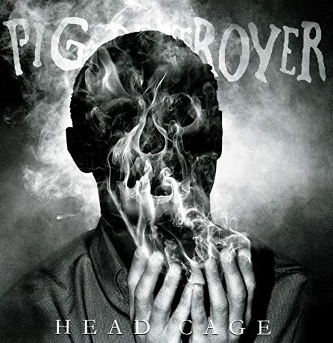 Top pig destroyer head cage