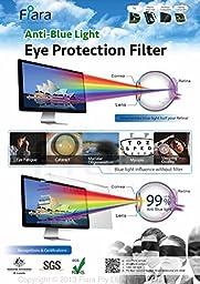 15% OFF on FBA Purchased: Fiara Anti-blue Light Screen Filter - 24\
