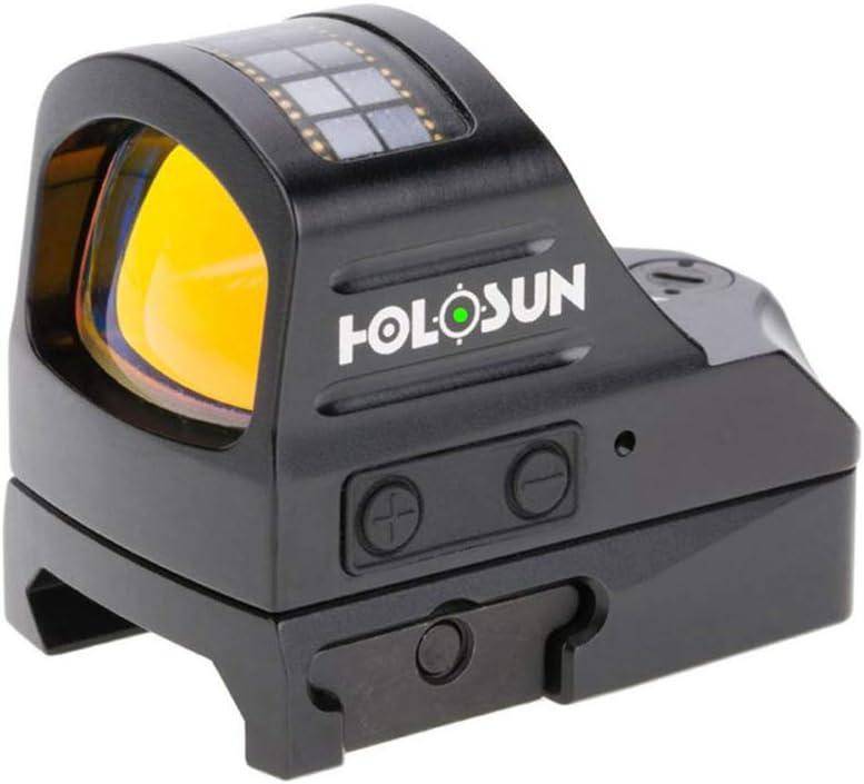 Holosun HE407C-GR リフレックスサイト、2 MOA グリーンドット