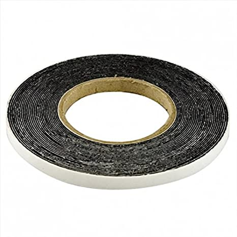 Compriband 20 Komprimierband Fugendichtband 3 Anthracite 10 M Roll Width 20 MM Expands from 3 to 15 MM