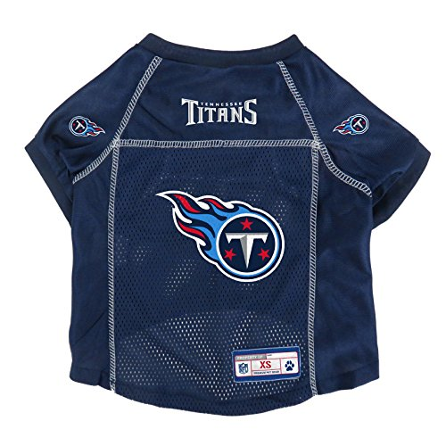 NFL Tennessee Titans Pet Jersey, Large