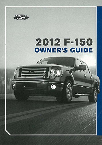 bishko automotive literature 2012 Ford F-150 Owners Manual User Guide Reference Operator Book Fuses
