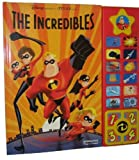 Disney Pixar's The Incredibles Interactive Play-A-Sound Book