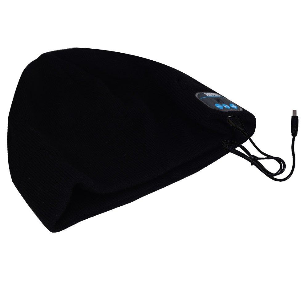 - Farbe: Schwarz Bluetooth M/ütze Kinder Herren Freisprechen und integriertem Akku f/ür Damen August EPA20 Mikrofon Winter Beanie mit Bluetooth Stereo Kopfh/örer Unisex, Einheitsgr/ö/ße