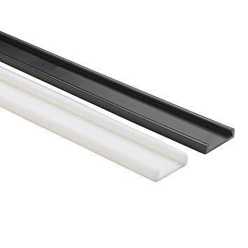 kichler lighting 12330bk plastic linear track black black linear track lighting