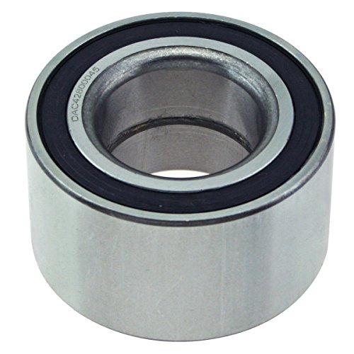 WJB WB510010 WB510010-Front Wheel Bearing-Cross Reference: National Timken 510010 / SKF FW166