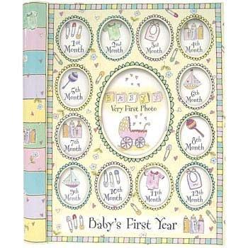 New Baby Diary Keepsake Album Pleasant In After-Taste Baby