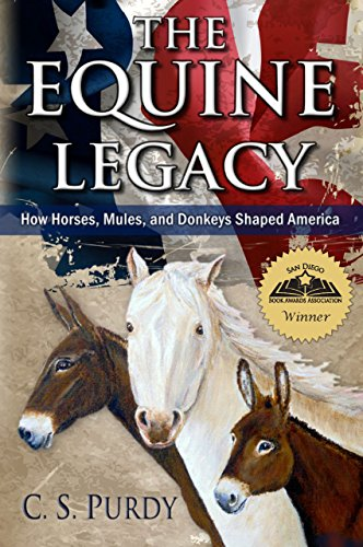 The Equine Legacy: How Horses, Mules, and Donkeys Shaped America