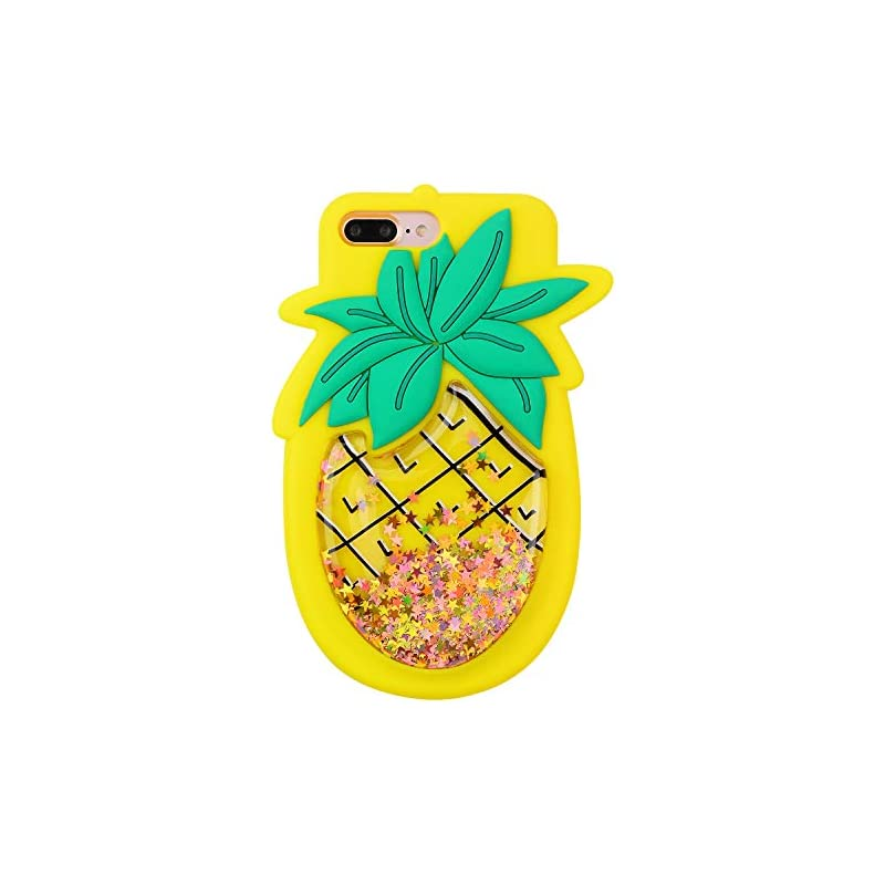 Quicksand Pineapple Case for iPhone 6 Pl