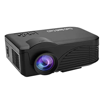 Docooler led4018 LED Proyector Full Color 1200 lúmenes de 130 ...