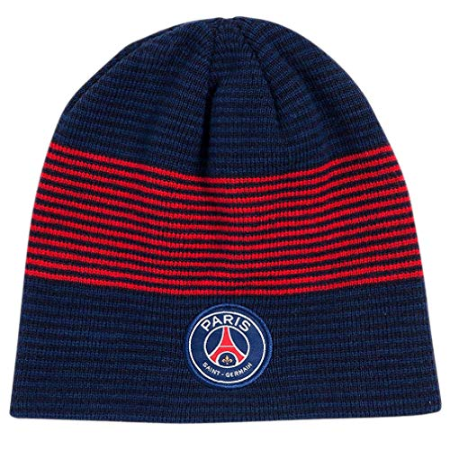 adc9dd988 PSG - Official Paris Saint-Germain Winter Hat - Color : Blue