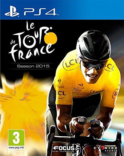 Price comparison product image Tour De France 2015 (PS4) (UK IMPORT)