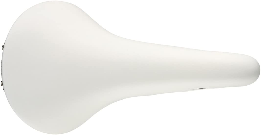 Selle San Marco Rolls Saddle White//Gold