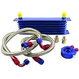 Kit Radiador de Aceite Oil cooler 7 Filas Universal