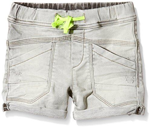 LTB Jeans Mädchen Mini Debora Short, Grau (Grey Ice Wash 4378), 164 (Herstellergröße: 13-14 Jahre)